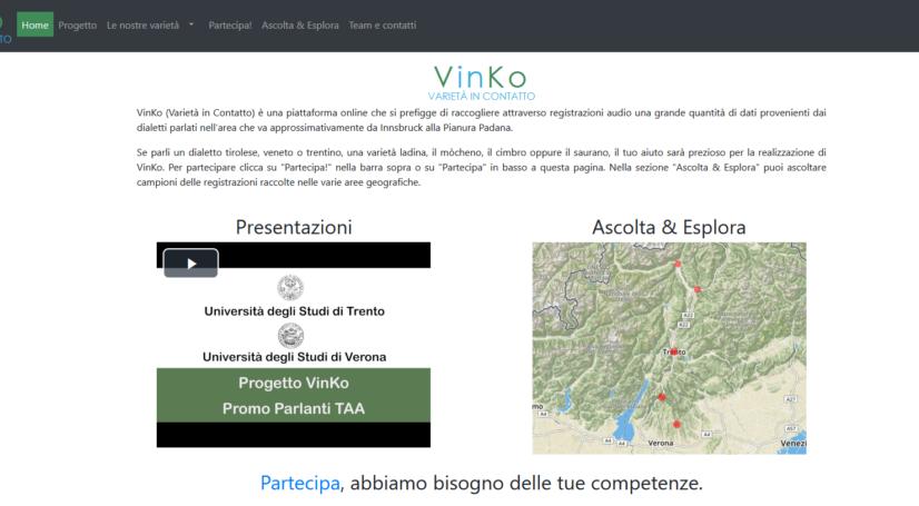 VinKo (Varietà in Contatto)